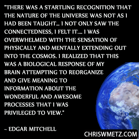 Astronaut Quote 1 Edgar Mitchell