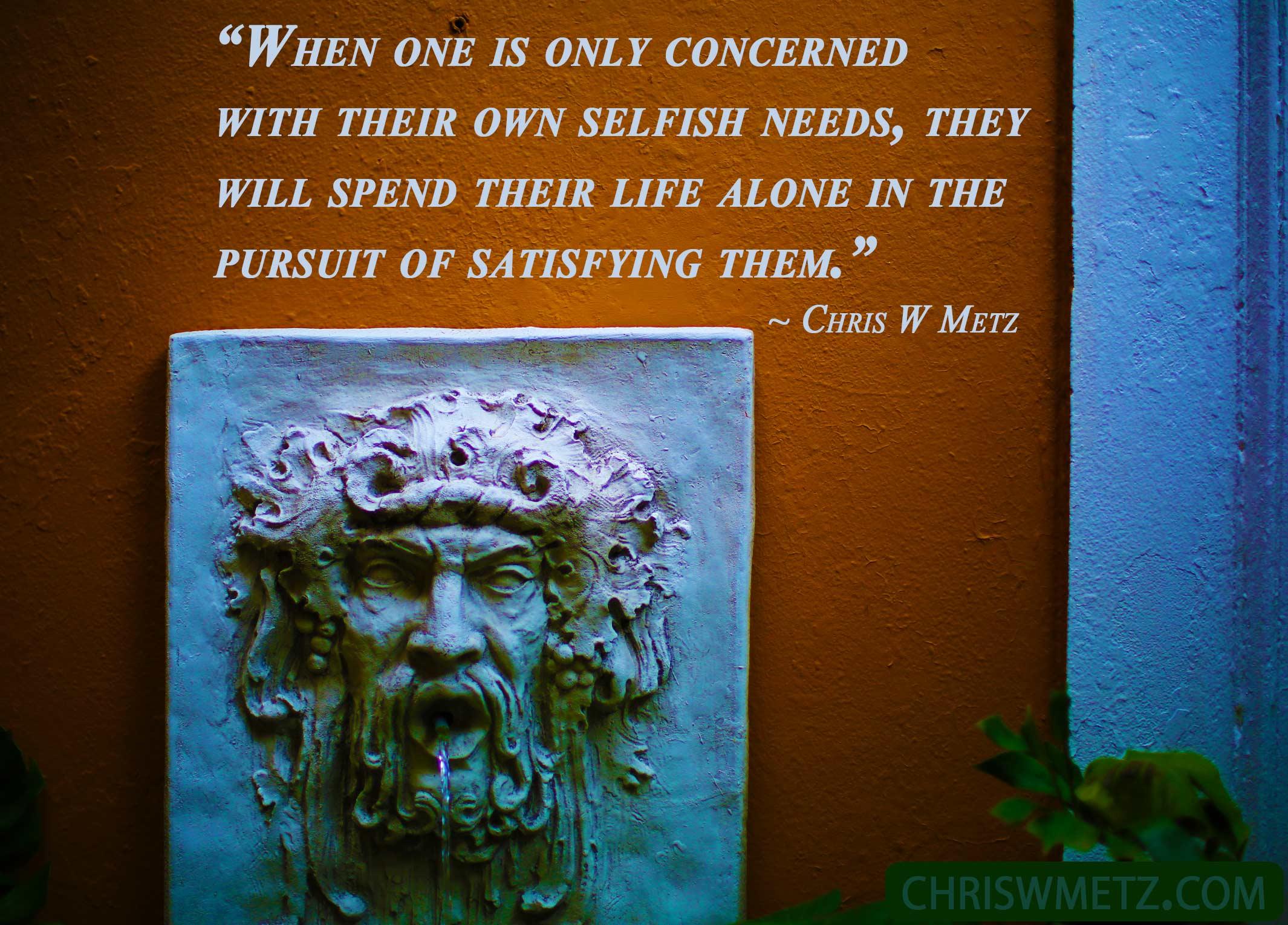 Chris W Metz