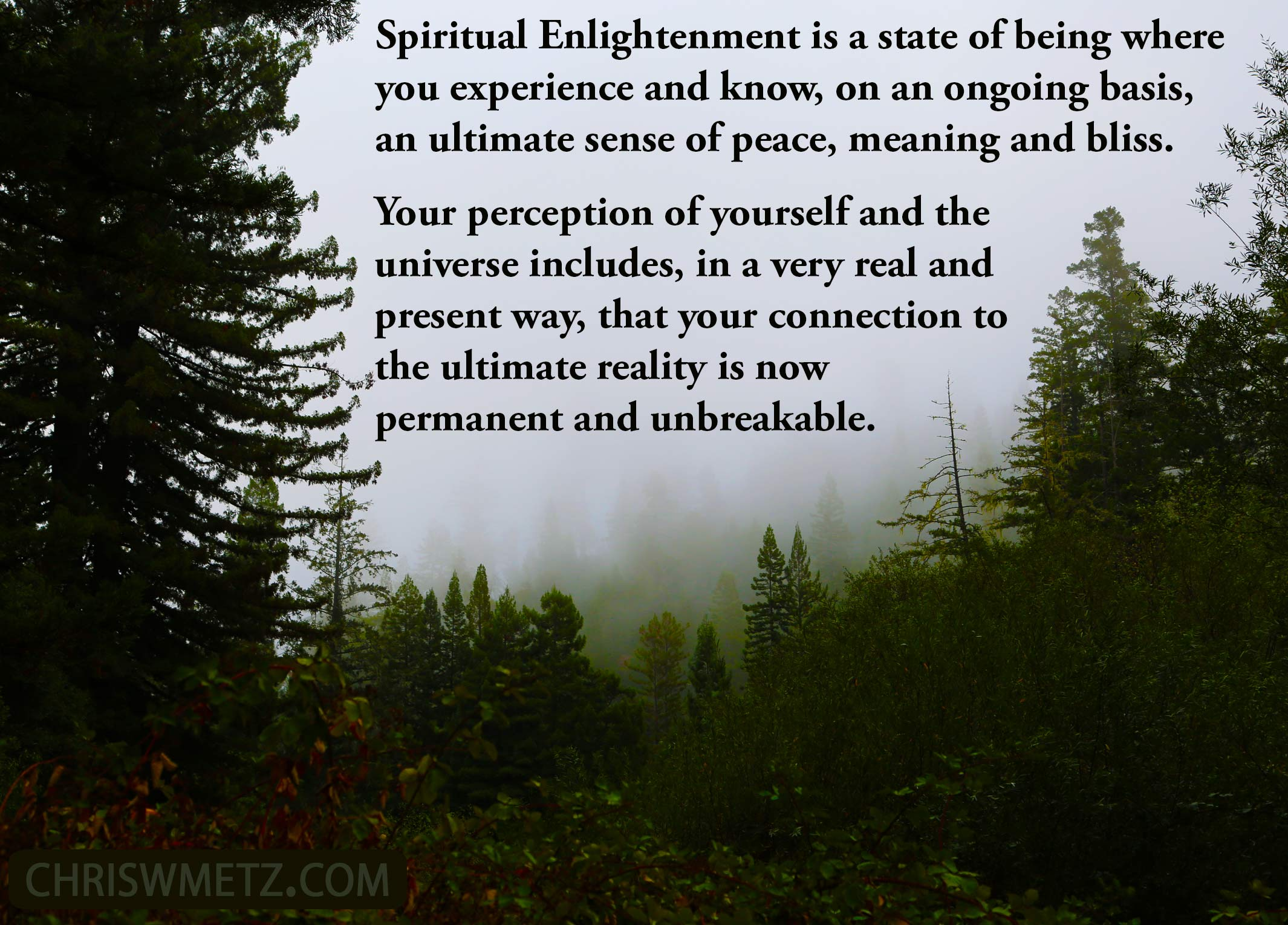 Enlightenment Quote 2 Unknown