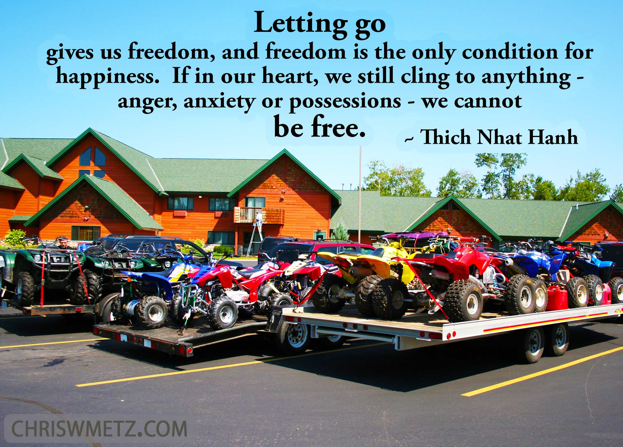 Happiness Quote 4 Thich Nhat Hanh Letting go of emotions