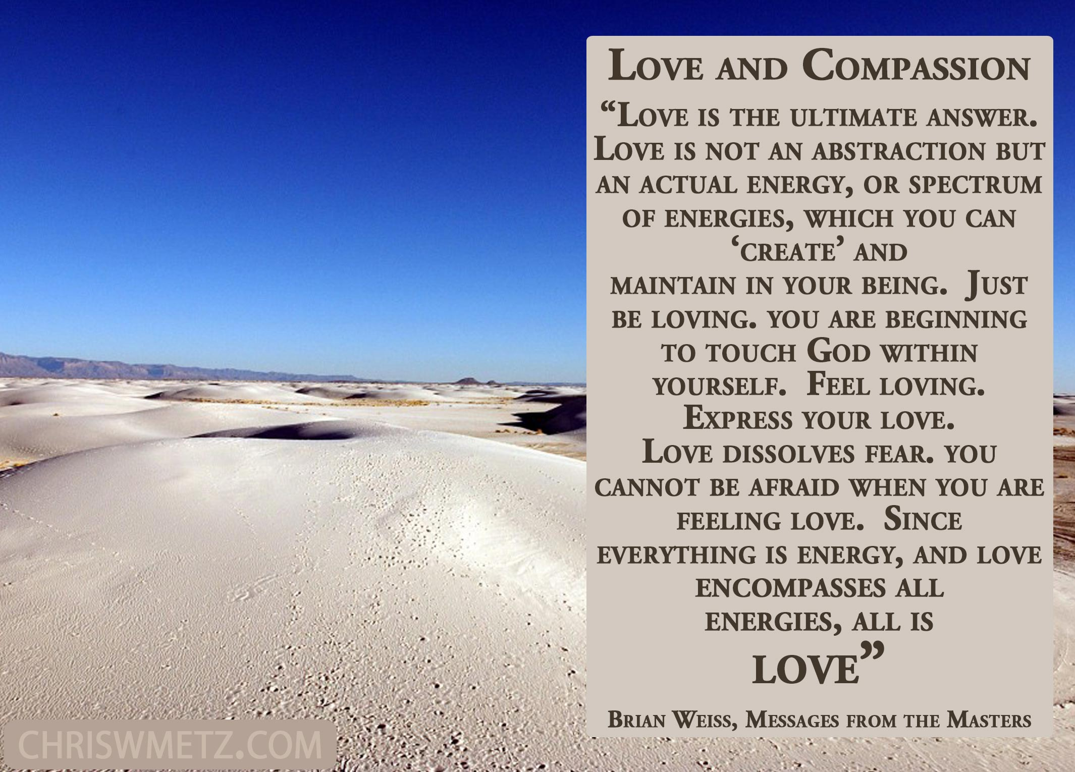 Love Quote 30 Brian Weiss