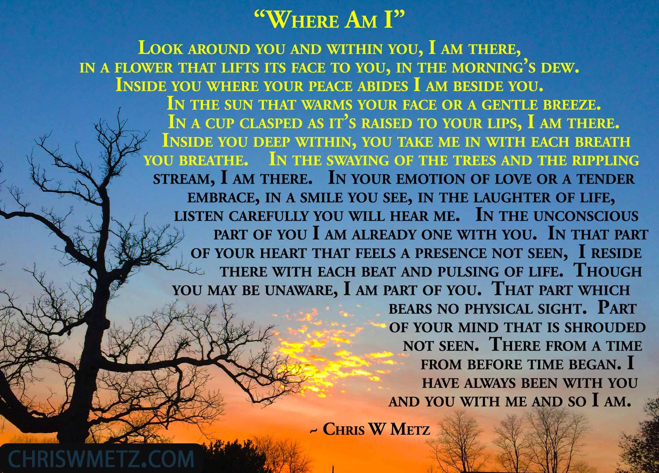 Spirit Quote 4 Chris W Metz