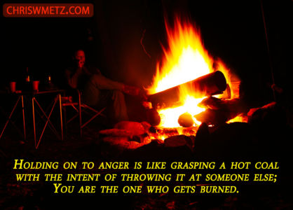Anger quote 2 unknown hot coal
