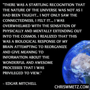 Astronaut Quote 1 Edgar Mitchell chriswmetz.com