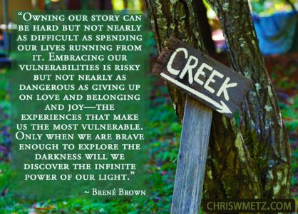 Authenticity Vulnerability Quote 6 Brene Brown