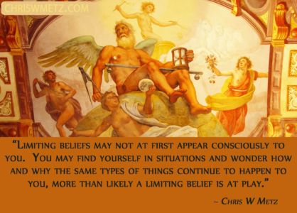 Beliefs Quote 10 Chris Metz