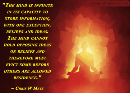 Beliefs Quote 12 Opposing Beliefs Chris Metz