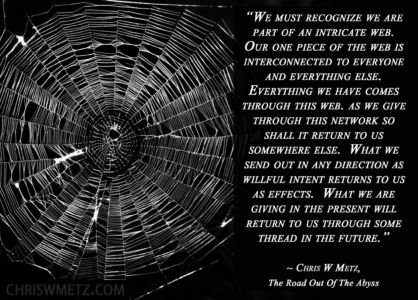 Cause And Effect Quote 4 Chris Metz chriswmetz.com