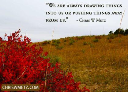 Conscious Creation Manifesting Quote 11 Chris Metz chriswmetz.com