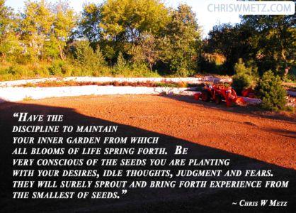 Conscious Creation Manifesting Quote 8 Chris Metz chriswmetz.com