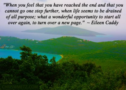 Courage Quote 5 Eileen Caddy chriswmetz.com