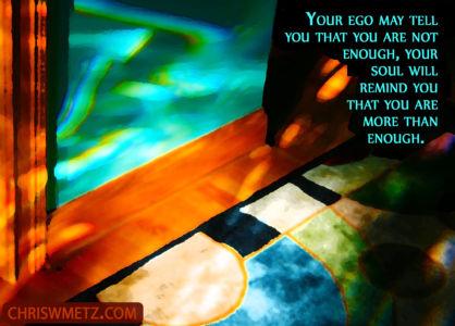 Ego Quote 1 Unknown chriswmetz.com
