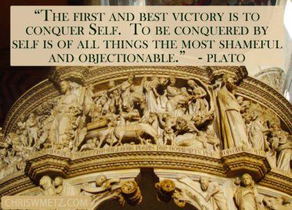 Ego Quote 30 Plato chriswmerz.com