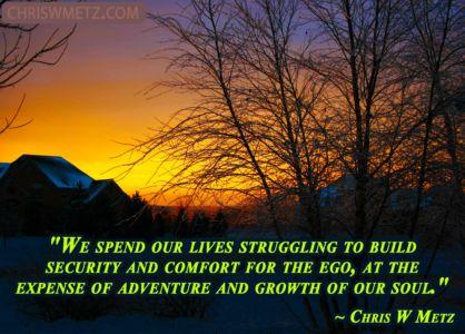 Ego Quote 32 Chris Metz chriswmetz.com
