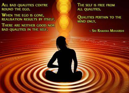 Ego Quote 38 Ramana Maharshi chriswmetz.com