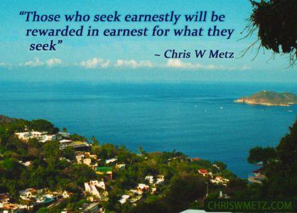 Enlightenment Quote 11 Chris Metz chriswmetz.com
