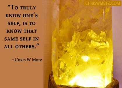 Enlightenment Quote 13 Chris Metz chriswmetz.com