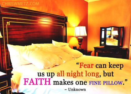 Faith Quote 3 Unknown chriswmetz.com
