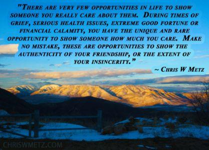 Friendship Quote 3 Chris W Metz chriswmetz.com