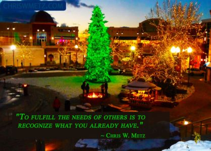 Giving Quote 3 Chris W Metz