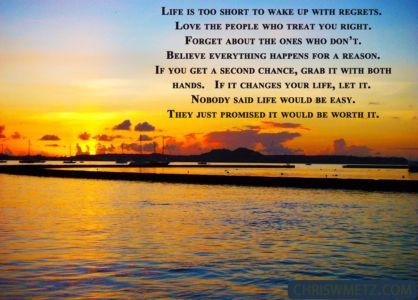 Life Quote 13 Unknown chriswmetz.com