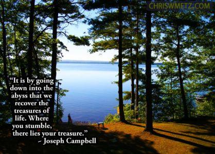 Life Quote 14 Joseph Campbell chriswmetz.com