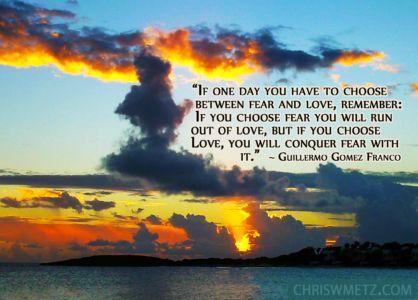 Love Quote 31 Guillermo Franco chriswmetz.com