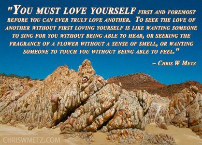 Love Quote 53 Chris Metz chriswmetz.com
