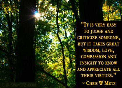 Wisdom Quote Virtues 17 Chris Metz
