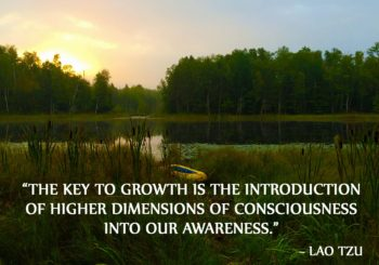 Achieving higher consciousness levels